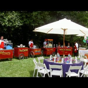 Santa Ana Movie Theme Party | Let's Have A Cart Party