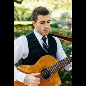Newark Classical Guitarist | Anthony Fuscaldo