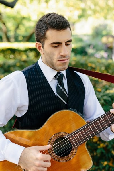 Anthony Fuscaldo - Classical Guitarist - Hoboken, NJ