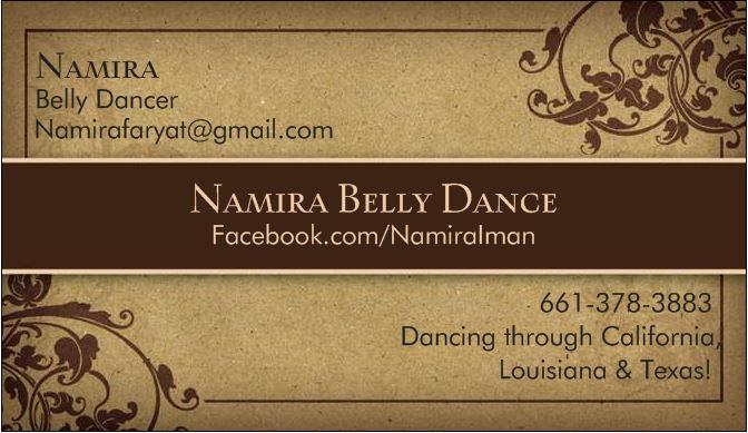 Namira Belly Dance