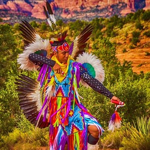 Scottsdale, AZ Native American Dancer | Native American Entertainnment, Hoop Dancers