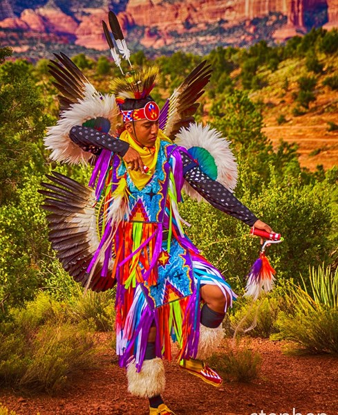 Native American Entertainnment, Hoop Dancers - Native American Dancer - Scottsdale, AZ