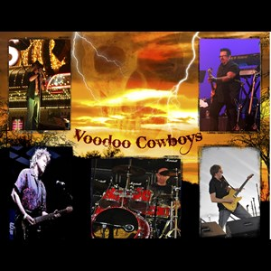 Henderson Country Band | The Voodoo Cowboys