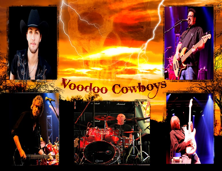 The Voodoo Cowboys - Country Band - Henderson, NV