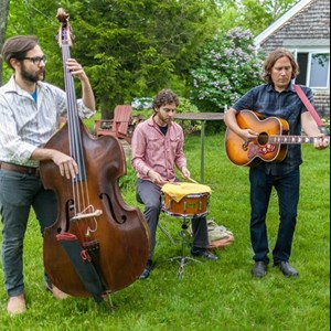 Wenham Acoustic Band | Dan Walker