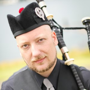 Grand Ronde Bagpiper | JeremyShilley