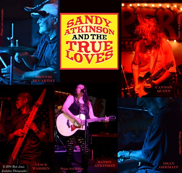 Sandy Atkinson & The True Loves - Blues Band - Saint Petersburg, FL