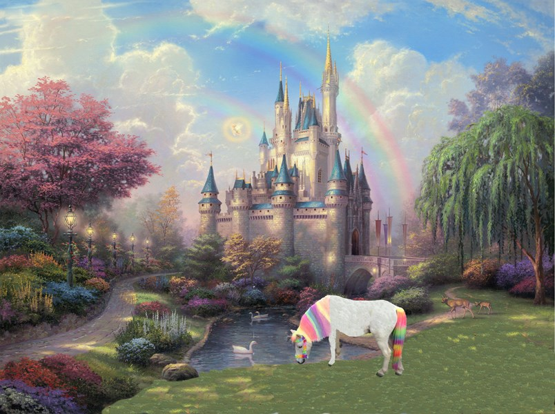 My Enchanted Unicorn Pony