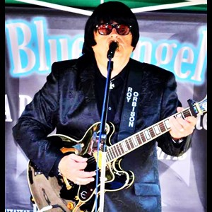Frederick Tribute Band | BLUE ANGEL a ROY ORBISON TRIBUTE