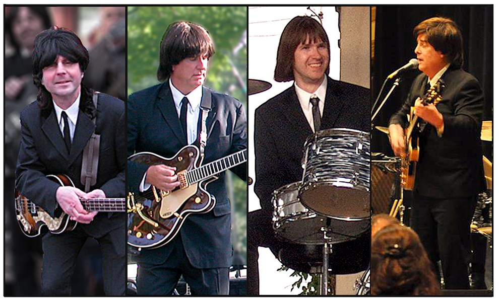 Eight Days A Week - Beatles Tribute Band - Beatles Tribute Band - Cincinnati, OH