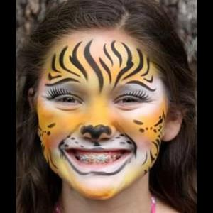 Joplin, MO Face Painter | Color Me Crazy
