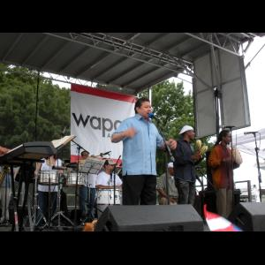Billy Carrión Orchestra - Salsa Band - West New York, NJ