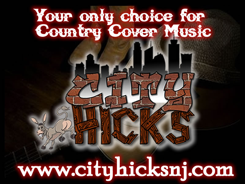 City Hicks - Country Band - Rahway, NJ