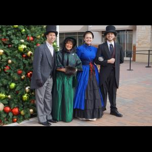 Uptown Carolers - Christmas Caroler - Dallas, TX