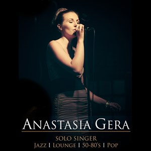 Oregon Wedding Singer | Anastasia Gera