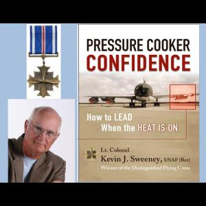 Irving Author | Kevin Sweeney, Keynoter, Lt. Col & Fortune 50 Exec