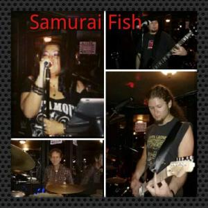 Samurai Fish - Cover Band - North Hollywood, CA