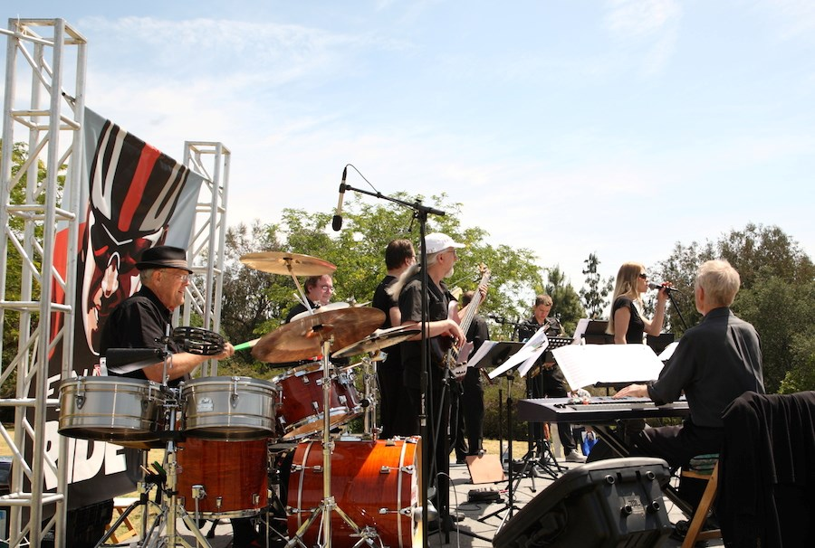 Big Band, Griffith Park Fundraiser