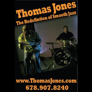 Daytona Beach Jazz Band | THOMAS JONES JR.