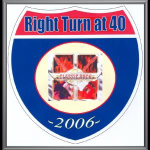 RIGHT TURN at 40 - Classic Rock Band - Philadelphia, PA