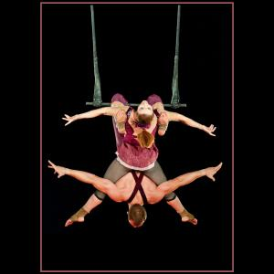 Tempo Trapeze (Duo Trapeze, Pole, Fabric & Hoops) - Circus Performer - Las Vegas, NV