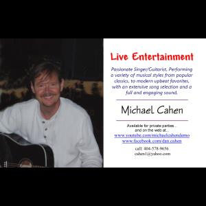 Michael Cahen - One Man Band - Lawrenceville, GA