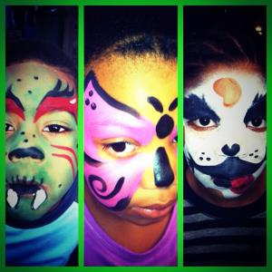 Fun Face Paints - Event Planner - Silver Spring, MD
