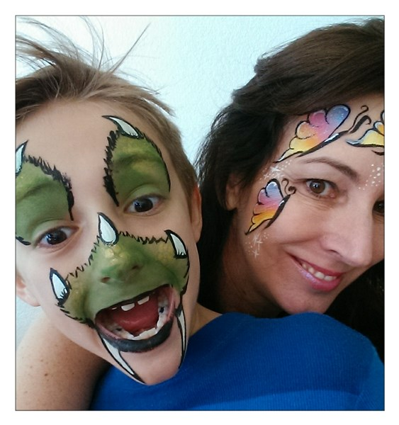 The Drake Parlor Entertainment - Face Painter - Fort Collins, CO