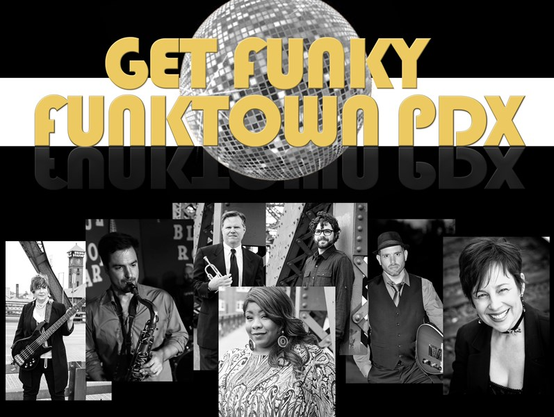 Funktown PDX Band - Cover Band - Vancouver, WA