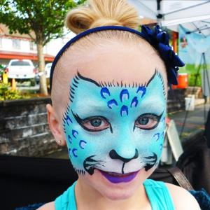 LuLu's Face Painting - Face Painter - Duvall, WA