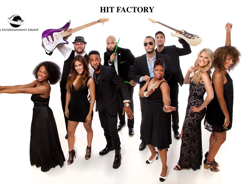 Hit Factory - Cover Band - Portland, OR