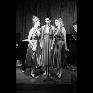 The Nightin' Gals - 40s Band - Los Angeles, CA