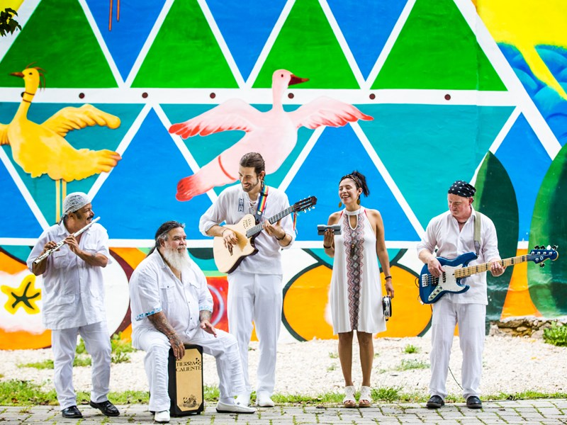 De Tierra Caliente - Latin Band - Philadelphia, PA