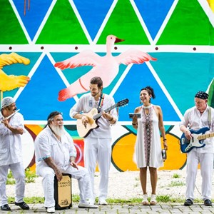 Marydel Salsa Band | De Tierra Caliente
