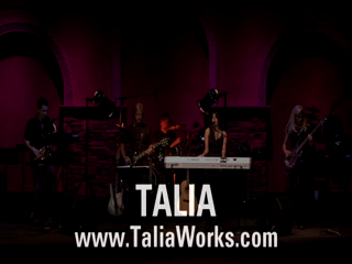 TALIA | Scottsdale, AZ | Jazz Piano | Talia - Band Promo