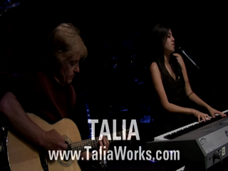 TALIA | Scottsdale, AZ | Jazz Piano | Talia - Guitar Duo Promo