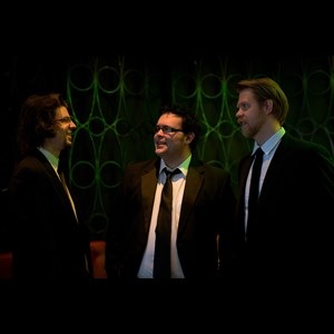 Mellen 30s Band | Jason Price Jazz Trio