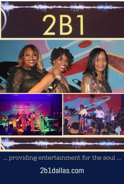 2B1 Band ... entertainment for the soul - Variety Band - Dallas, TX