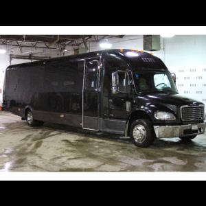 Sacramento Party Bus | MGM Transportation Services