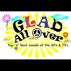St Petersburg 60s Band | Glad All Over Band