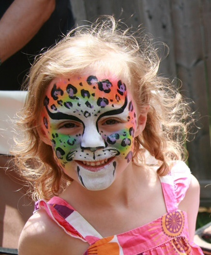 Fat Kraken Face Painting - Face Painter - Brampton, ON