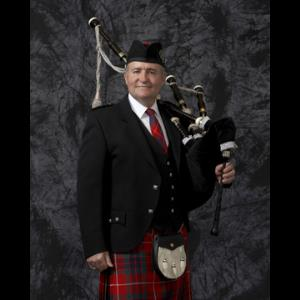 Van W. Frazier - Bagpiper - Fayetteville, NC