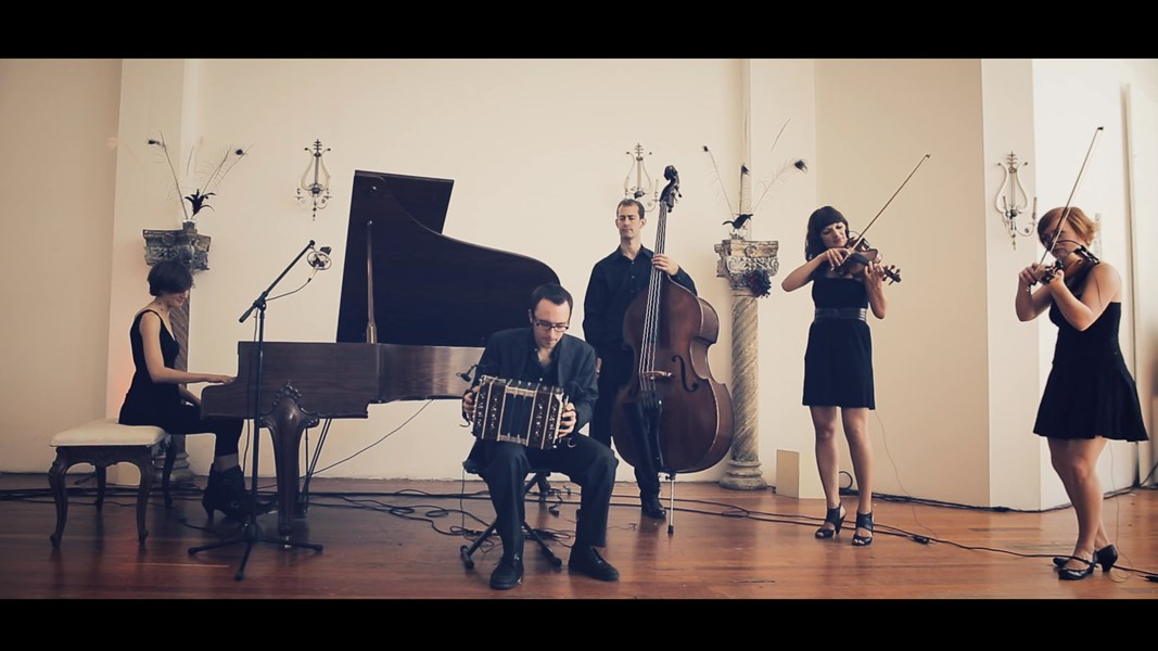 Redwood Tango Ensemble - Tango Band - San Francisco, CA