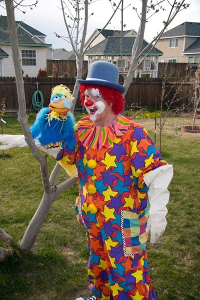 Wacky Jack the Clown - Clown - Kennewick, WA