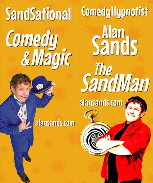 TX Comedy Hypnosis & Magic The SandMan - Hypnotist - Dallas, TX