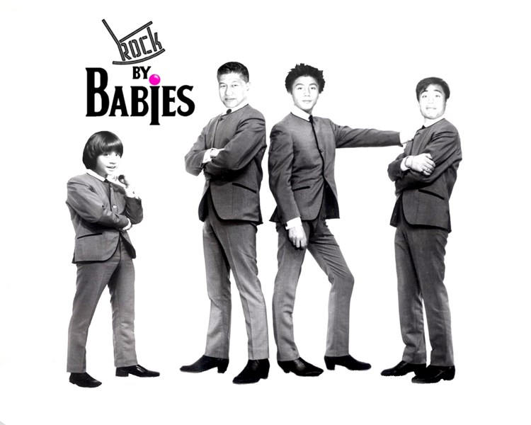 ROCK by BABIES - Rock Band - Union, NJ