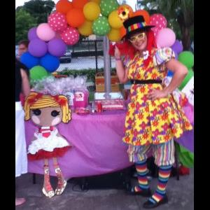 Hialeah Clown | Clown and Decoration