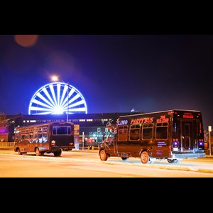Federal Way Party Bus | Fun Way to Go, llc