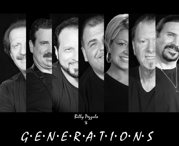 Billy Pezzulo And Generations - Dance Band - Lynnfield, MA