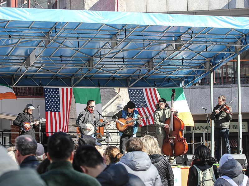 Boxty - Irish Band - Marshfield, MA